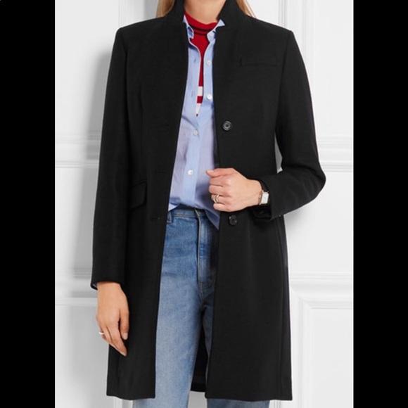 J. Crew Jackets & Blazers - NWT jcrew wool 100% regent coat nwt black 00